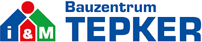 Logo Bauzentrum Tepker GmbH & Co. KG